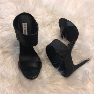 Steve Madden High Heel Sandals-Size 10